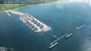 무보, 쿠웨이트 LNG 터미널 건설에 11억5000만달러 수출금융 제공
