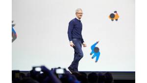 '독한' 애플