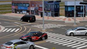 """현대모비스 자율주행차 '엠빌리'....""""창대한 미래를 위한 시작"""""""