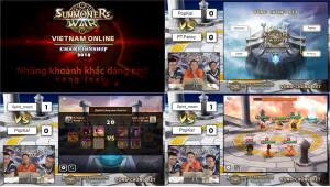 컴투스 서머너즈워, 동남아 베트남 유저 온라인 토너먼트 진행