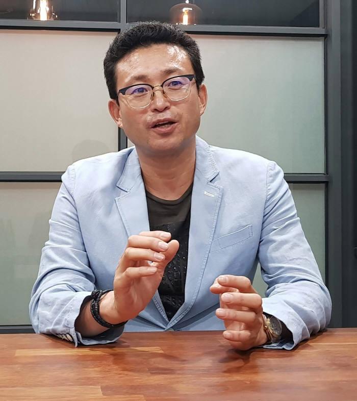 배성곤 스프링컴즈 대표