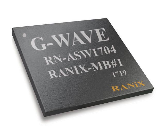 라닉스 지웨이브 칩 그래픽<사진 라닉스>