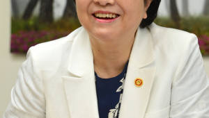 김은경 환경부 장관, 낙동강 강정고령보 녹조대응 점검...물관리 일원화 첫 행보