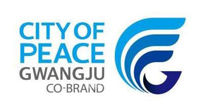 광주 가전분야 공동브랜드 '시티 오브 피스(CITY OF PEACE)'.