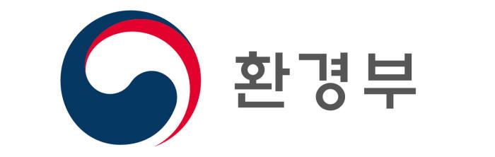 환경부 로고.