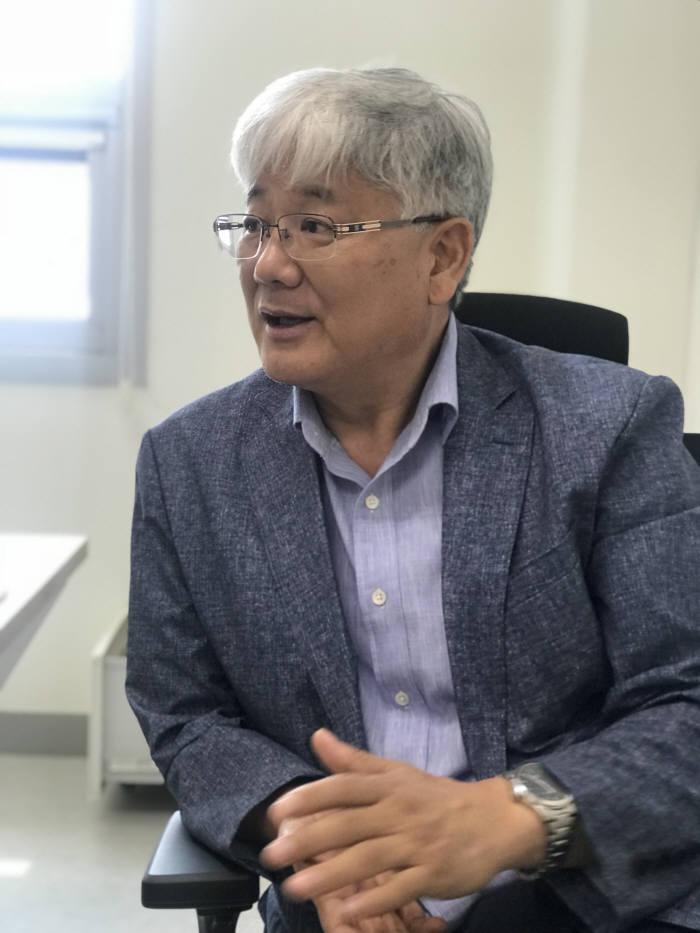 신인섭 조지메이슨대 시스템엔지니어링 학과 교수.