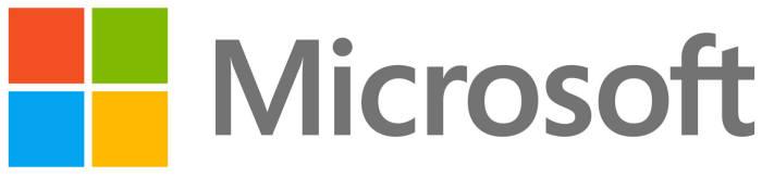 마이크로소프트 로고