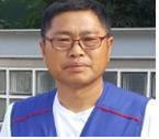 여주휴게소 미화감독 임병진씨.
