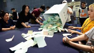 민주당, 대구 기초단체장 진입 실패