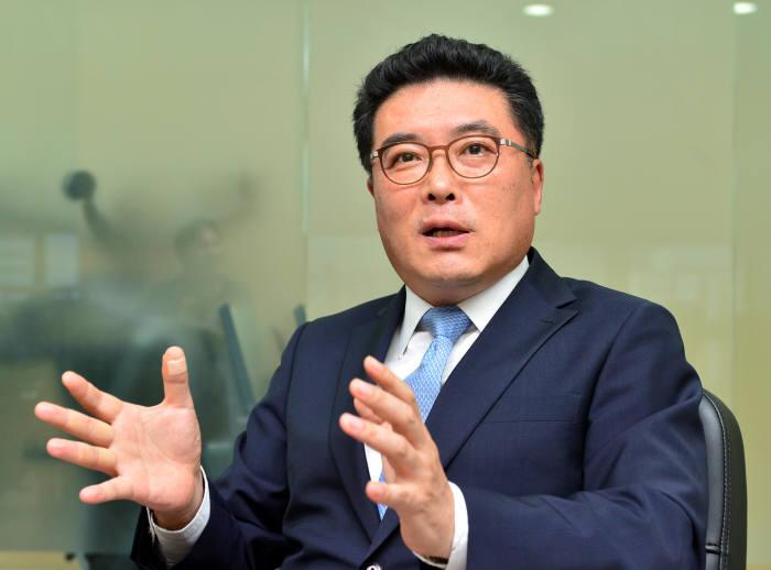 장홍식 이니텍 대표