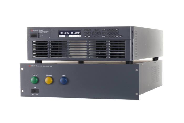 키사이트 EV1003A 전력 컨버터 테스트 솔루션. (사진=키사이트테크놀로지스)