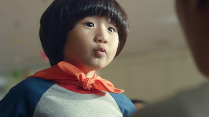경동나비엔 '콘덴싱이 옳았다' 광고 스틸컷.