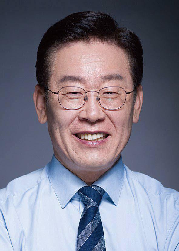 이재명 경기도지사 당선자.