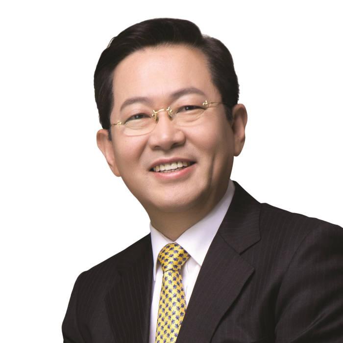 박남춘 인천시장 당선자.