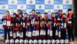 폭스바겐, 유소년 축구 축제 '주니어 월드 마스터즈 2018' 출정
