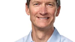 """[국제]애플 팀 쿡 CEO """"1만2천명 전직원 건강위해 스탠딩 데스크 지급"""""""