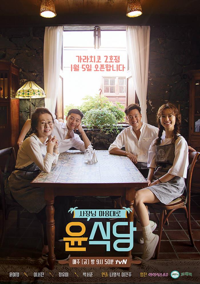 MCN성격과 맞물린 현재의 관찰예능들은 대중에게 가볍고 편하게 접근할 수 있는 여지를 준다. 여기에 모바일 디바이스에 맞는 소셜 및 클립영상으로 제작해 접근성을 높이기도 한다. 사진은 tvN 인기예능 중 하나인 '윤식당'. (사진=tvN 제공)