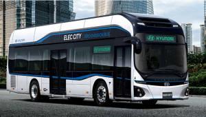 대전, 전기버스 시범운행에 현대차·中BYD 1대씩 투입