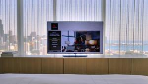 LG전자, 호텔 TV에 77형 올레드 첫 도입...프리미엄 B2B 전략 강화