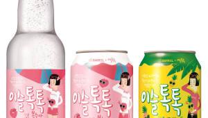 하이트진로, '이슬톡톡-배럴' 공동 마케팅 전개