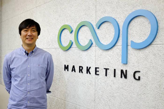 전우정 쿠프마케팅 최고경영자(CEO)