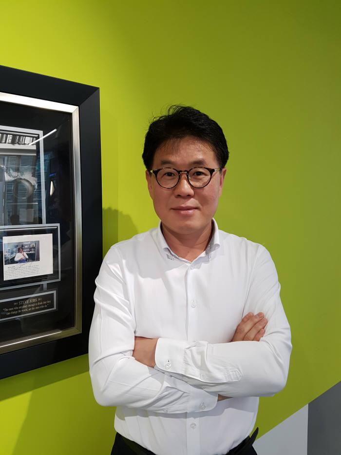 김수화 에이아이더(AIthe) 대표