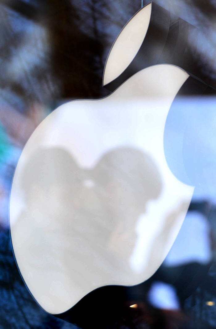 애플 로고 사진: 전자신문DB