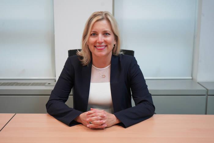 캐서린 오웬스 퀘스트소프트웨어 정보관리 사업부 글로벌 총괄사장