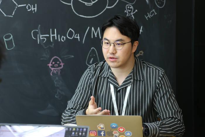 장진규 차세대융합기술연구원 박사