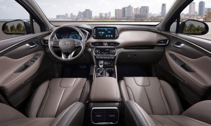 현대자동차 중형 스포츠유틸리티차량(SUV) '신형 싼타페' (제공=현대차)