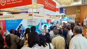 포시에스, 싱가포르 ConnecTech Asia 2018 참가