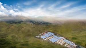 BYD, 中 칭하이에 세계 최대 전기차 배터리 공장 가동