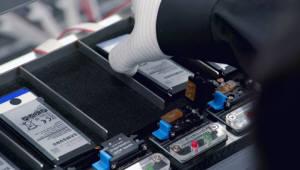 삼성전자, 스마트폰 배터리 안전성 검사 완전 자동화 추진