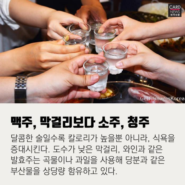 [카드뉴스]술술 늘어나는 술살, 막을 수 없을까