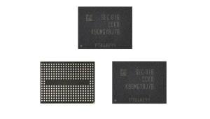 삼성전자, 세계 최초 5세대 V낸드 양산...초격차 유지