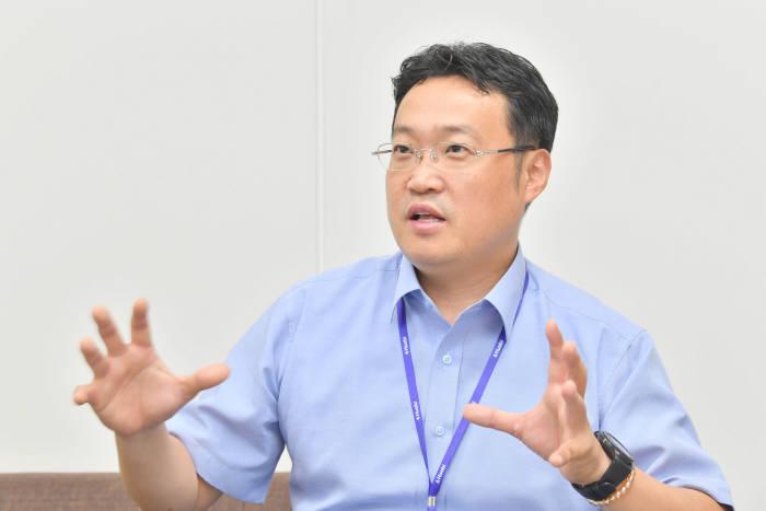 """[인터뷰]김성식 후오비 CTO """"암호화폐거래소 공동 보안 협의체 만들어야"""""""