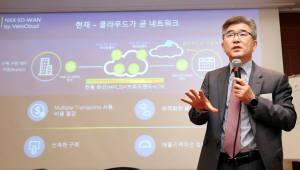 VM웨어 'VCN', 미래 네트워크 시장 적극 공략