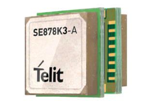 텔릿의 GNSS 모듈 SE878Kx-A 시리즈 중 SE878K3-A 모듈