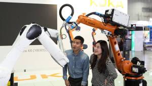 중국 지난해 산업용 로봇 구매 역대 최대...세계 시장 성장 주도