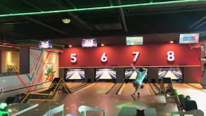 뉴딘스퀘어 전북 전주에 스크린볼링시스템 팝볼링 1호점 오픈