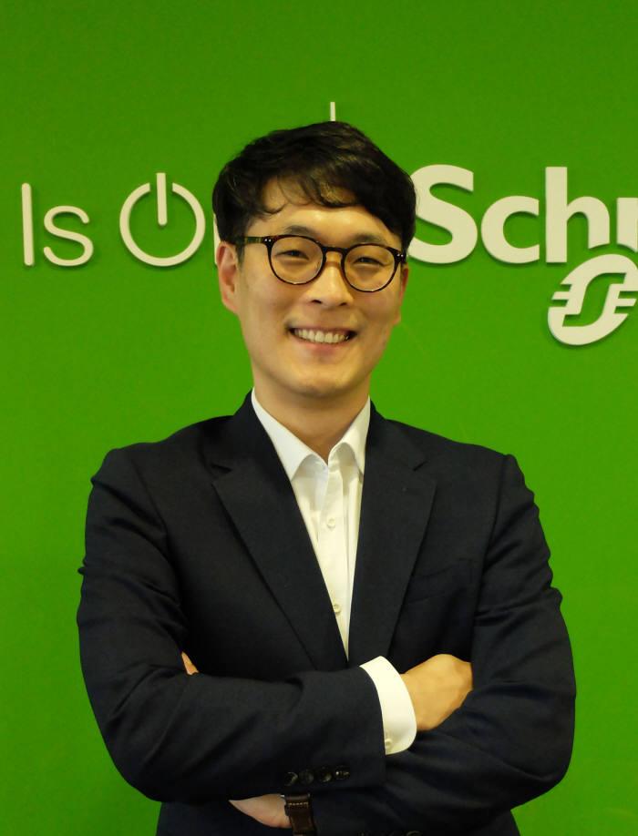 안승경 슈나이더 일렉트릭 코리아 빌딩&IT 엔드유저 팀장.