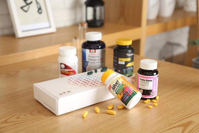 마크로젠, 유전자 맞춤형 비타민 추천 서비스.