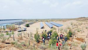 한화, UN '사막화방지 프로젝트' 모범사례 선정