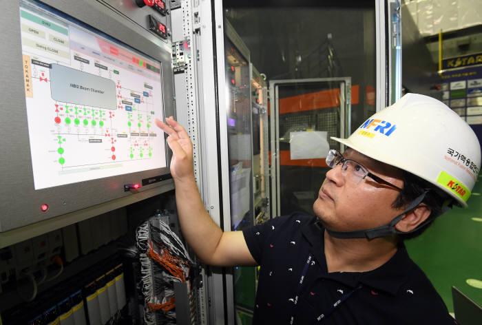 한국의 인공태양 케이스타, 1억도를 향해