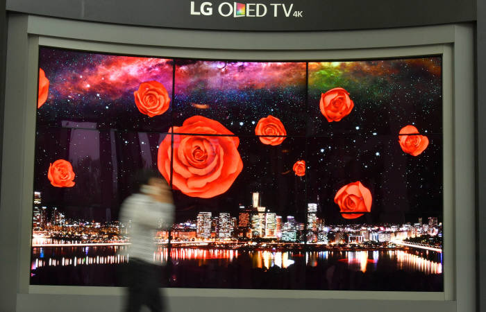 LG전자 OLED TV (사진=전자신문DB)