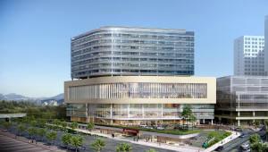 중앙대학교의료원, 600병상 이상 규모 '중앙대학교광명병원' 착공식