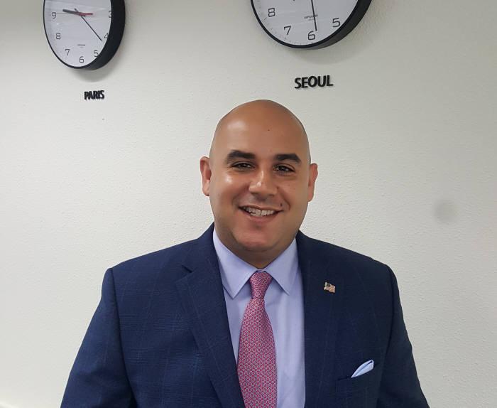 존 폴 바자라 시스트란 미국법인 부사장