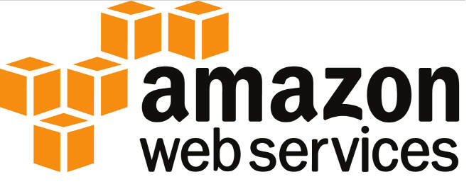 아마존웹서비스(AWS) 로고.