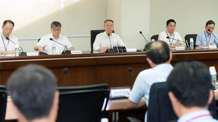산업부, 8월 전력수급 점검회의 개최