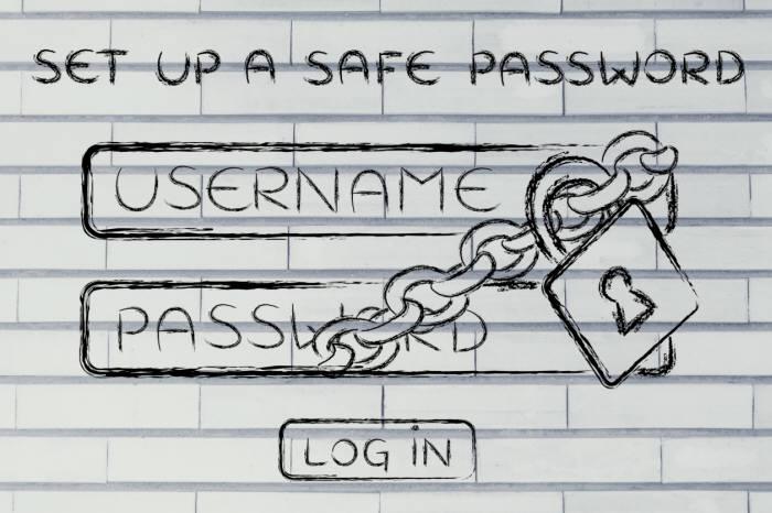 인터넷 사이트마다 같은 로그인 ID와 비밀번호를 쓰는 사례가 많아 유출된 개인정보가 2차 범죄에 이용된다. GettyImages